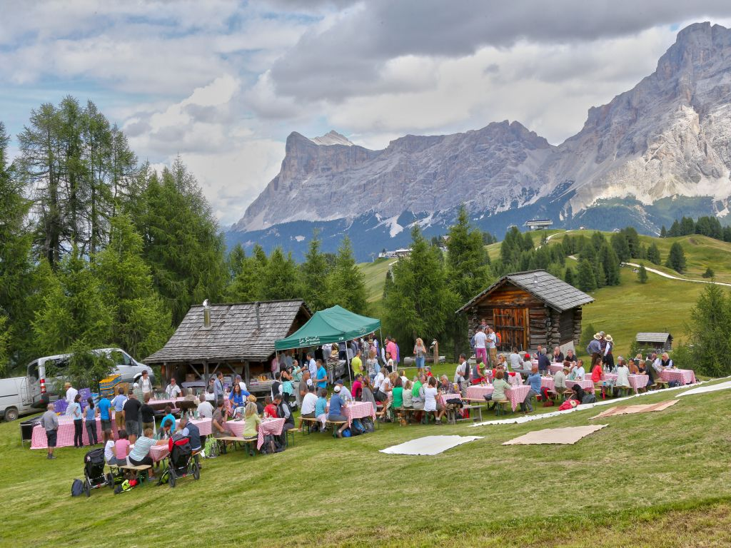 Rumestluns  - un pic-nic in quota