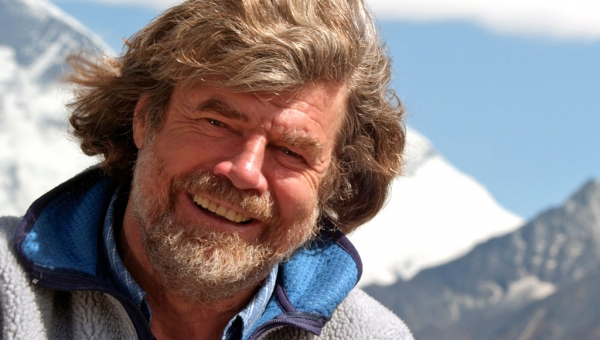 Reinhold Messner, come lo conoscono in pochi