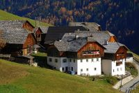 Architecture:  Where does it stem from in South Tyrol?