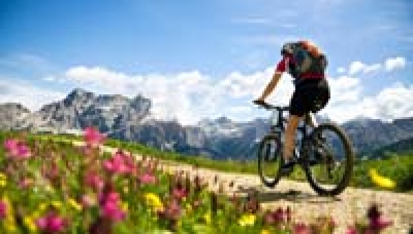 From mountain bikes to road bikes – cycling in Alta Badia