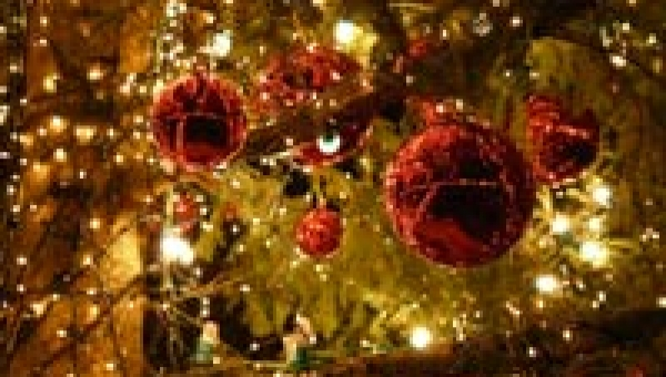 Christmas – not only decorations