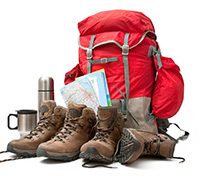 How to choose a rucksack and what to bring