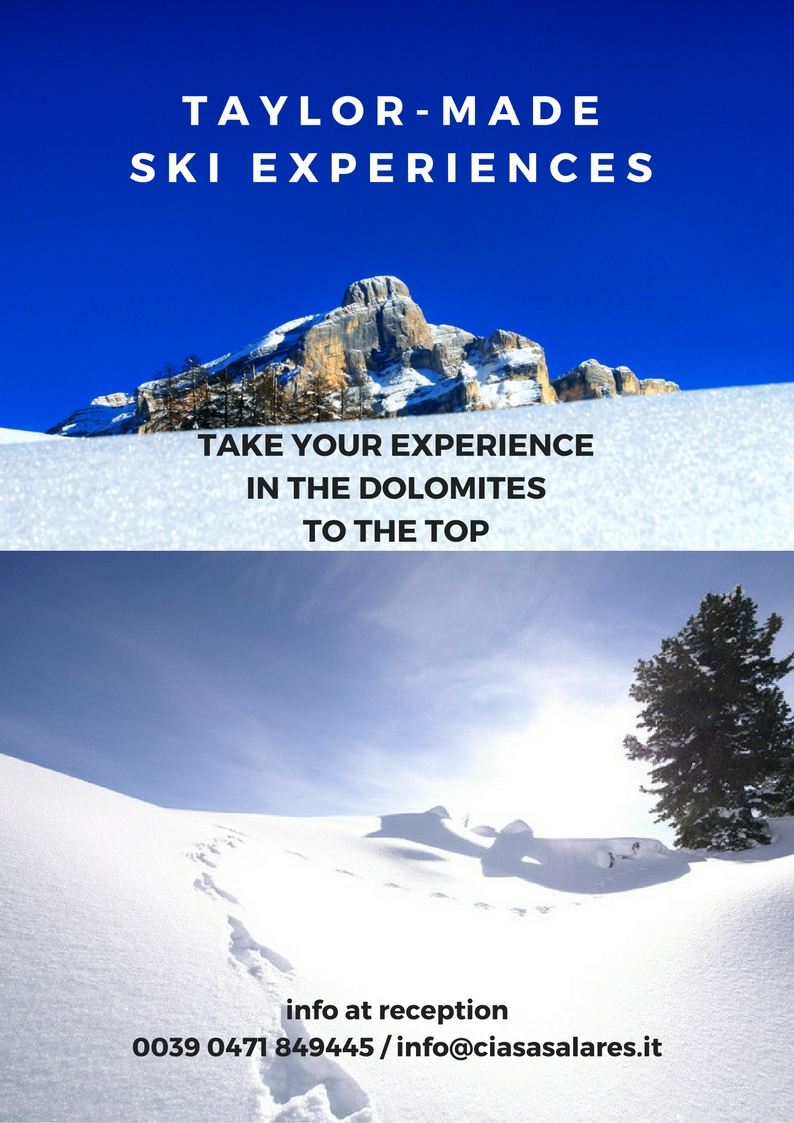 TAYLOR MADE SKI EXPERIENCES