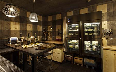 Cheese Room