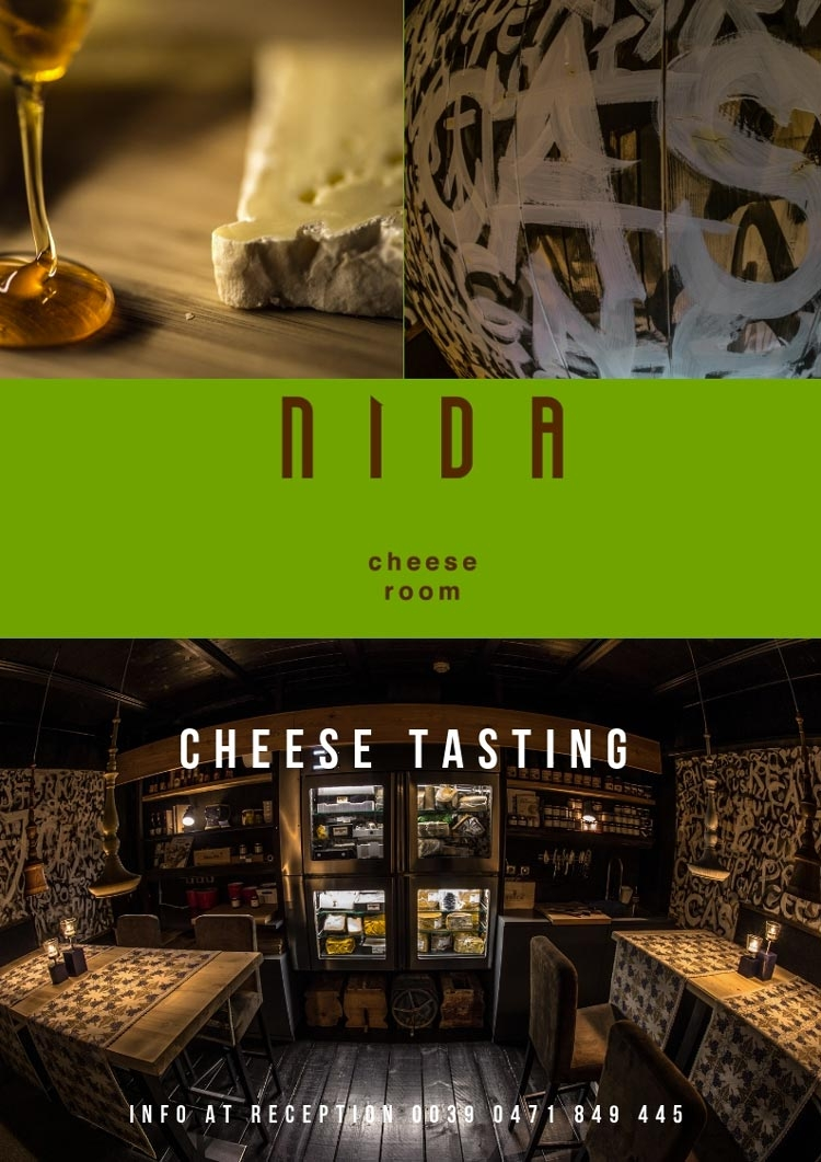 Nida Cheese Room